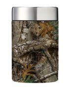 12OZ CAN STAINLESS STEEL (REALTREE CAMO)