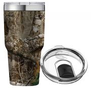 30OZ STAINLESS STEEL TUMBLER (REALTREE CAMO)