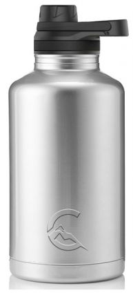 64OZ STAINLESS STEEL (1/2 GALLON) JUG
